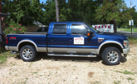 1 Ton Pick Up for Hot Shot Services - Equipment